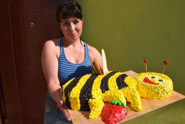 piknik miodowo - truskawkowy